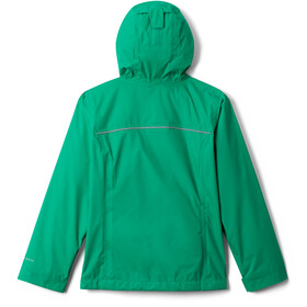 Columbia Arcadia Veste Fille, dark lime